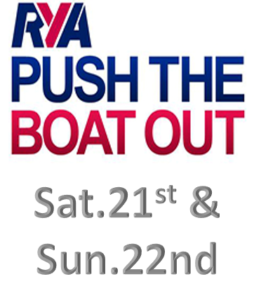 Girton Sailing Club Open Weekend & RYA Push The Boat Out